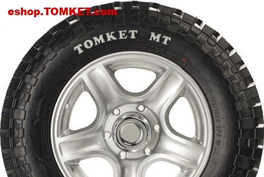 TOMKET MT 8PR P.O.R.